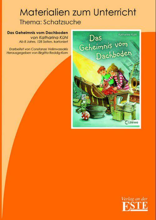 Das Geheimnis vom Dachboden (Handreichung) - Verlag an der ESTE ...