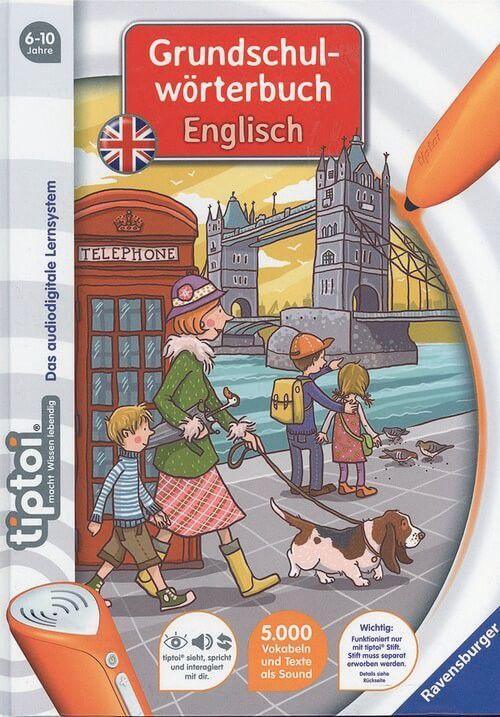 Tiptoi Grundschulworterbuch Englisch Lernen Verlag Este