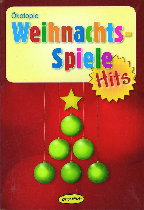weihnachts spiele hits verlag este. Black Bedroom Furniture Sets. Home Design Ideas