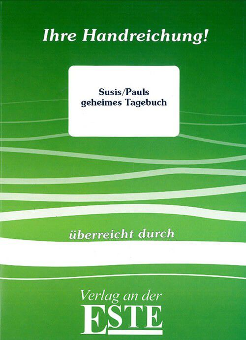 Susis/Pauls geheimes Tagebuch (Handreichung) - dtv Verlag - Verlag Este