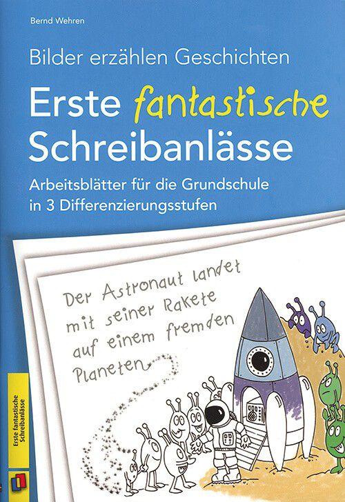 Erste fantastische Schreibanlässe - Verlag an der Ruhr - Verlag Este