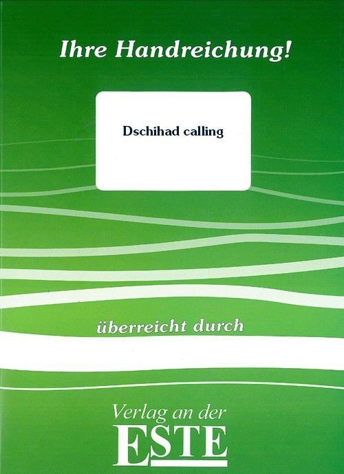 Dschihad Calling (Handreichung) - Verlag Este
