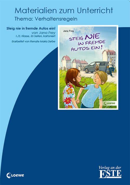 Steig nie in fremde Autos ein! (Handreichung) - Verlag Este