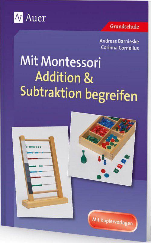 Mit Montessori Addition und Subtraktion begreifen - Allgemein 21.99 ...