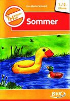 Sommer - Themenheft 1./2. Klasse