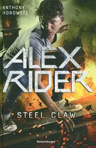 Steel Clam - Alex Rider (Bd. 11)