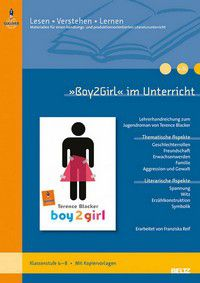 Boy 2 Girl (Handreichung)