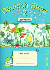 Deutsch-Stars 2 - Lesetraining