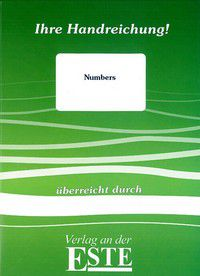 Numbers - Den Tod im Blick (Handreichung)