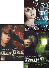Maximum Ride im 3er-Set