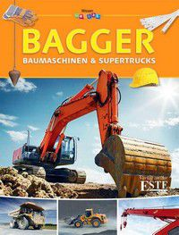 Bagger, Baumaschinen & Supertrucks