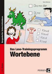 Das Lese-Trainingsprogramm: Wortebene